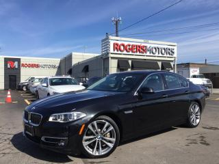Used 2016 BMW 535 d XDRIVE - NAVI - REVERSE CAM for sale in Oakville, ON