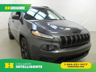 Used 2016 Jeep Cherokee ALTITUDE 4X4 MAGS V6 for sale in St-Léonard, QC
