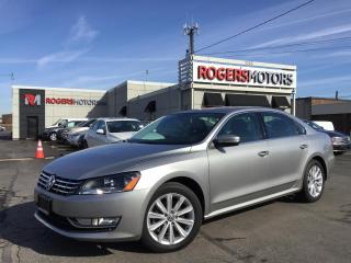 Used 2014 Volkswagen Passat TSI - NAVI - SUNROOF - HIGHLINE for sale in Oakville, ON