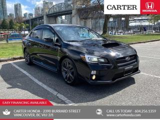 Used 2016 Subaru WRX for sale in Vancouver, BC