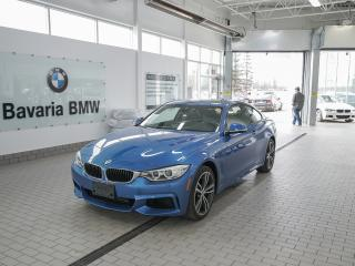 Used 2016 BMW 435i xDrive Coupe for sale in Edmonton, AB