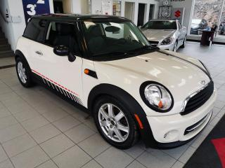 Used 2012 MINI Cooper Coupé 2 portes Classic Toit Panoramique for sale in Sherbrooke, QC