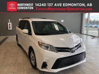 New 2019 Toyota Sienna LE 8-Passenger V6 for sale in Edmonton, AB