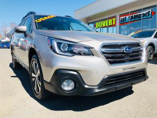 Used 2018 Subaru Outback 3.6R Ltd for sale in Lévis, QC