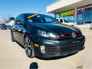 Used 2013 Volkswagen Golf GTI M6 for sale in Lévis, QC