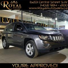 Used 2016 Jeep Compass High Altitude for sale in Calgary, AB