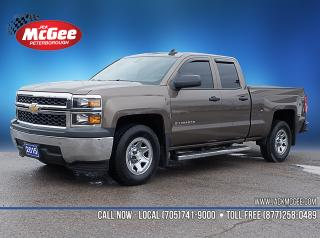 Used 2015 Chevrolet Silverado 1500 LS for sale in Peterborough, ON