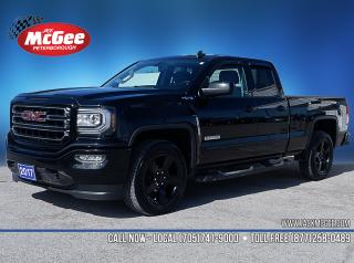 Used 2017 GMC Sierra 1500 5.3L, Elevation, Aft-Mkt Rmt Start, for sale in Peterborough, ON