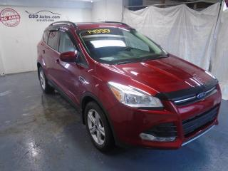 Used 2014 Ford Escape 2014 Ford for sale in Ancienne Lorette, QC