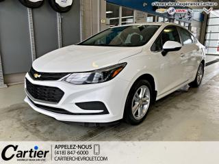 Used 2017 Chevrolet Cruze 4dr Sdn 1.4l Lt for sale in Québec, QC