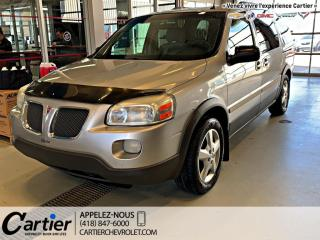 Used 2005 Pontiac Montana 4DR EXT WB for sale in Québec, QC