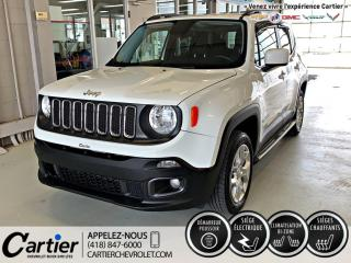 Used 2015 Jeep Renegade North for sale in Québec, QC