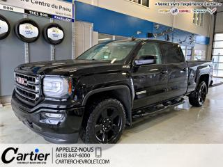Used 2017 GMC Sierra 1500 for sale in Québec, QC