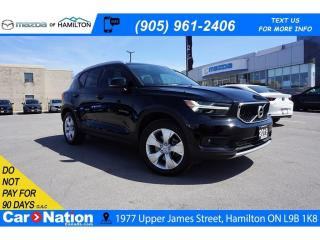 Used 2019 Volvo XC40 T5 | NAV | PANO ROOF | LEATHER | LOW KM'S for sale in Hamilton, ON