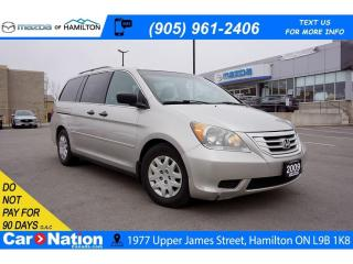 Used 2009 Honda Odyssey LX | AS-IS | CRUISE CONTROL | 8 PASSENGER | AUX for sale in Hamilton, ON
