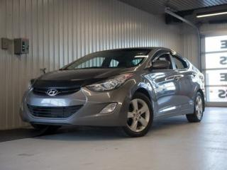 Used 2012 Hyundai Elantra Gls Toit Mags Gar for sale in Brossard, QC