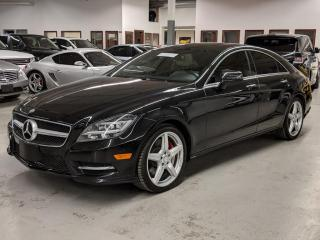 Used 2013 Mercedes-Benz CLS-Class CLS550 AMG/NAV/HEATED & COOLED SEATS/ PUSH BUTTON START! for sale in Toronto, ON