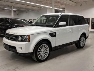 Used 2012 Land Rover Range Rover Sport NAVIGATION/BACK-UP CAMERA/PUSH BUTTON START! for sale in Toronto, ON