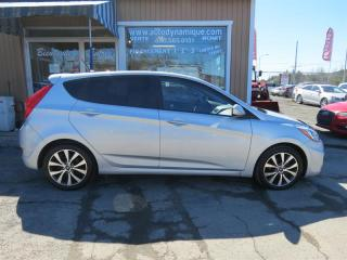 Used 2015 Hyundai Accent 5DR HB for sale in Prevost, QC