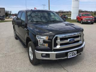 Used 2017 Ford F-150 XLT | 4X4 | ONE OWNER | BLUETOOTH for sale in Harriston, ON