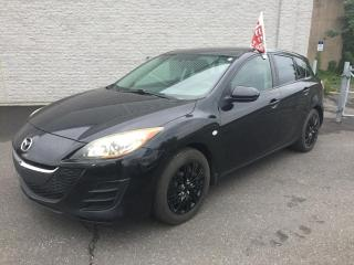 Used 2010 Mazda MAZDA3 Hayon 4 portes Sport, boîte manuelle, GX for sale in Drummondville, QC