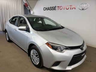 Used 2016 Toyota Corolla LE for sale in Montréal, QC