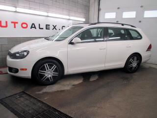 Used 2010 Volkswagen Golf Wagon Wagon Tdi Diesel for sale in St-Eustache, QC