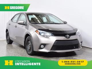 Used 2014 Toyota Corolla Le T.ouvrant Mags for sale in St-Léonard, QC