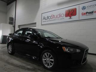 Used 2015 Mitsubishi Lancer CVT SE 2.4L traction intégrale **TOIT**M for sale in Mirabel, QC