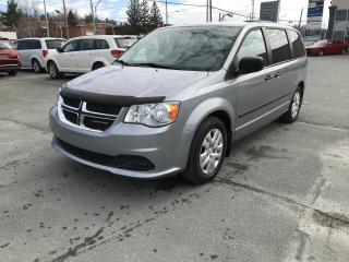 Used 2015 Dodge Grand Caravan S E for sale in Sherbrooke, QC