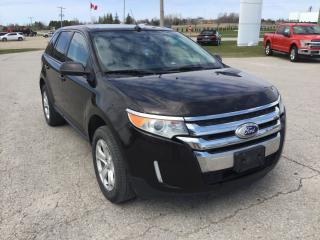 Used 2013 Ford Edge SEL | FWD | Bluetooth for sale in Harriston, ON