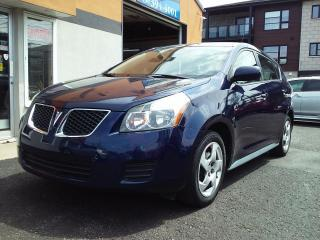 Used 2010 Pontiac Vibe Hatchback for sale in St-Charles-Borromée, QC