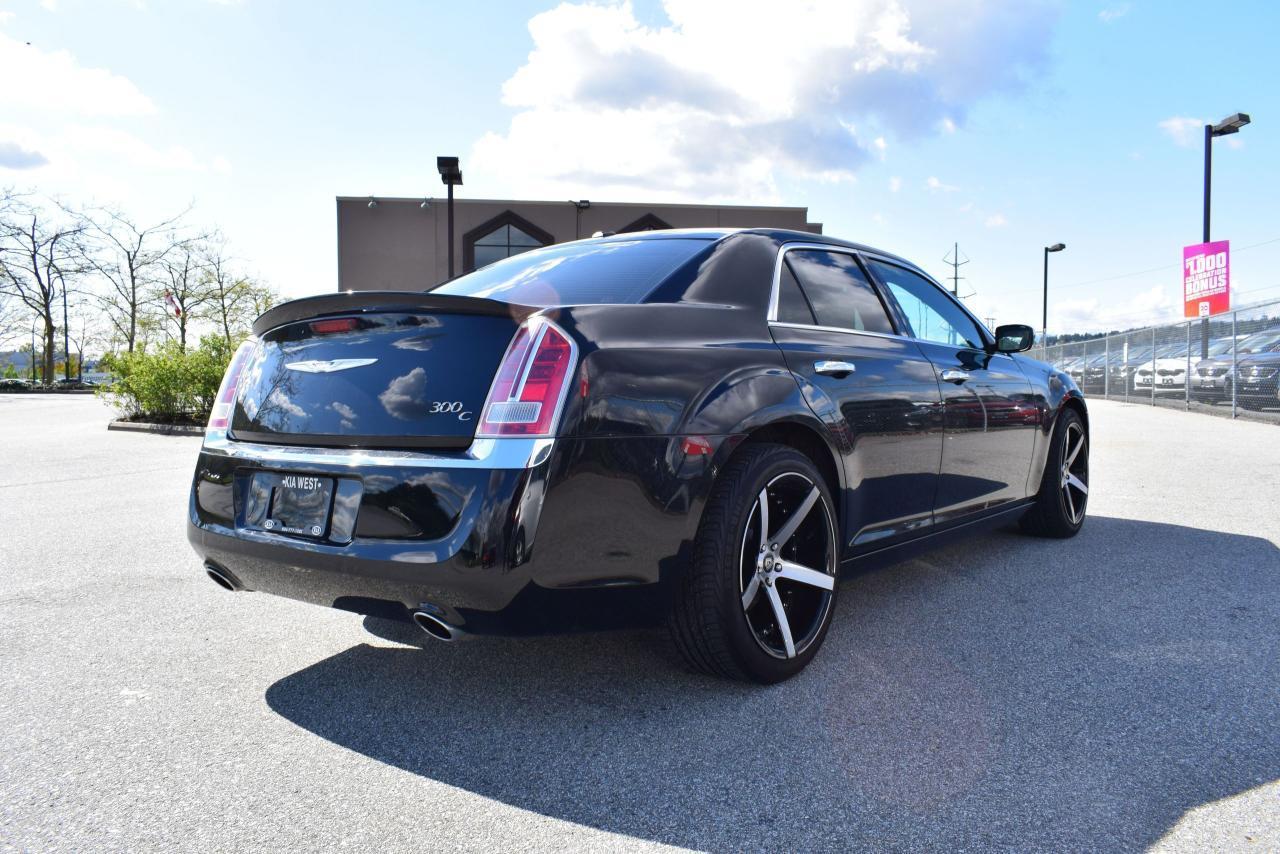 2013 Chrysler 300C