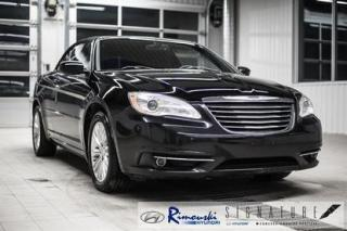 Used 2011 Chrysler 200 Touring Convertible for sale in Rimouski, QC
