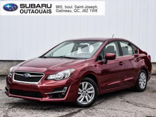 Used 2016 Subaru Impreza Touring Cvt 2,0i for sale in Gatineau, QC