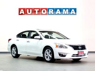 Used 2014 Nissan Altima SL NAVIGATION LEATHER SUNROOF BACKUP CAM FWD for sale in Toronto, ON