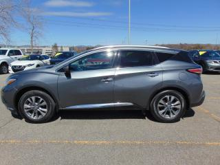 Used 2015 Nissan Murano for sale in Ste-Foy, QC