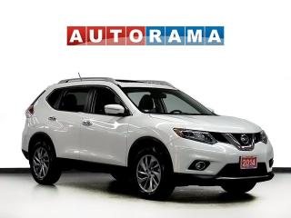 Used 2014 Nissan Rogue NAVIGATION PANORAMIC SUNROOF 7 PASS AWD for sale in Toronto, ON
