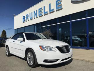 Used 2011 Chrysler 200 200 Touring convertible for sale in St-Eustache, QC