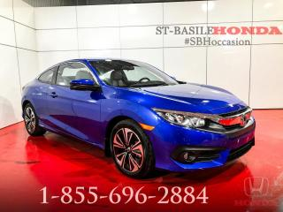 Used 2018 Honda Civic EX-T + DÉMO + 2500$ DE RABAIS !! for sale in St-Basile-le-Grand, QC