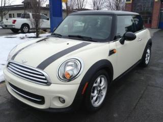 Used 2012 MINI Cooper for sale in Drummondville, QC