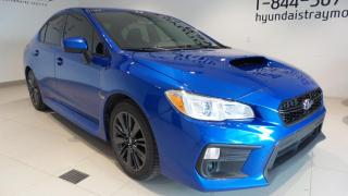 Used 2018 Subaru Impreza WRX manuelle for sale in St-Raymond, QC