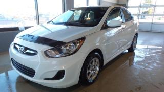 Used 2013 Hyundai Accent berline,automatique, GL BAS KILOMETRAGE for sale in St-Raymond, QC