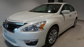 Used 2014 Nissan Altima 2.5S for sale in St-Raymond, QC