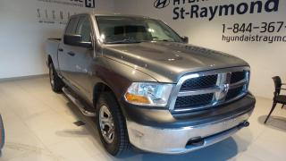 Used 2011 RAM 1500 Cabine multiplaces 4RM,  ST for sale in St-Raymond, QC