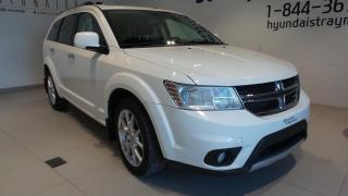 Used 2011 Dodge Journey Traction integrale 4 portes R/T for sale in St-Raymond, QC