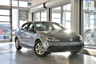Used 2015 Volkswagen Jetta Trendline+ * A/C * 15 POUCES for sale in Vaudreuil-Dorion, QC