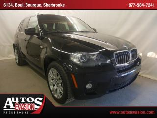 Used 2011 BMW X5 Xdrive35i + M Pack for sale in Sherbrooke, QC