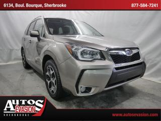 Used 2014 Subaru Forester 2.0xt Awd Ltd for sale in Sherbrooke, QC