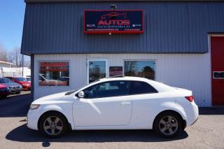 Used 2012 Kia Forte Koup EX for sale in Lévis, QC